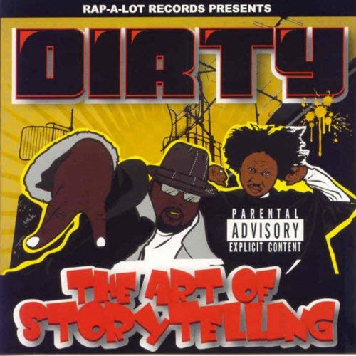 Dirty – The Art Of Storytelling