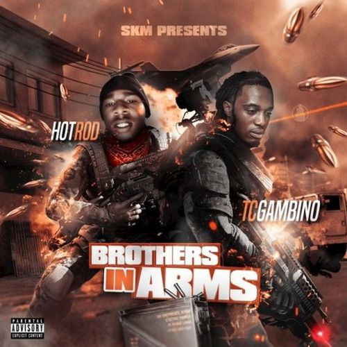 HotRod SKM & TC Gambino – Brother In Arms