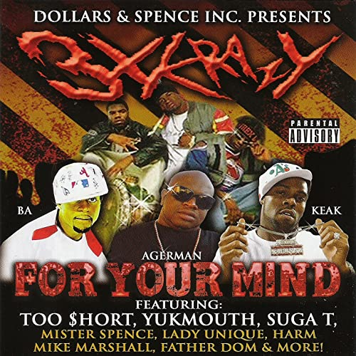 3X Krazy - For Your Mind