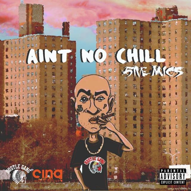 5ive Mics – Aint No Chill (LP Explicit)