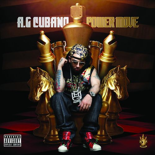 A.G. Cubano – Power Move