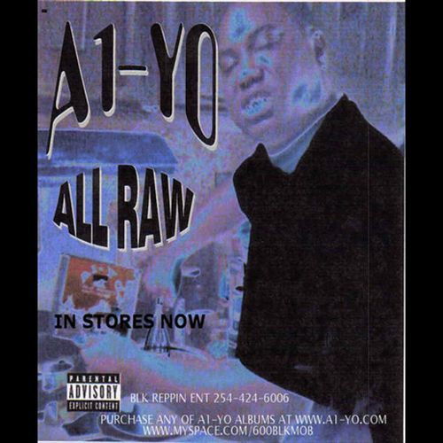A1-YO - All Raw