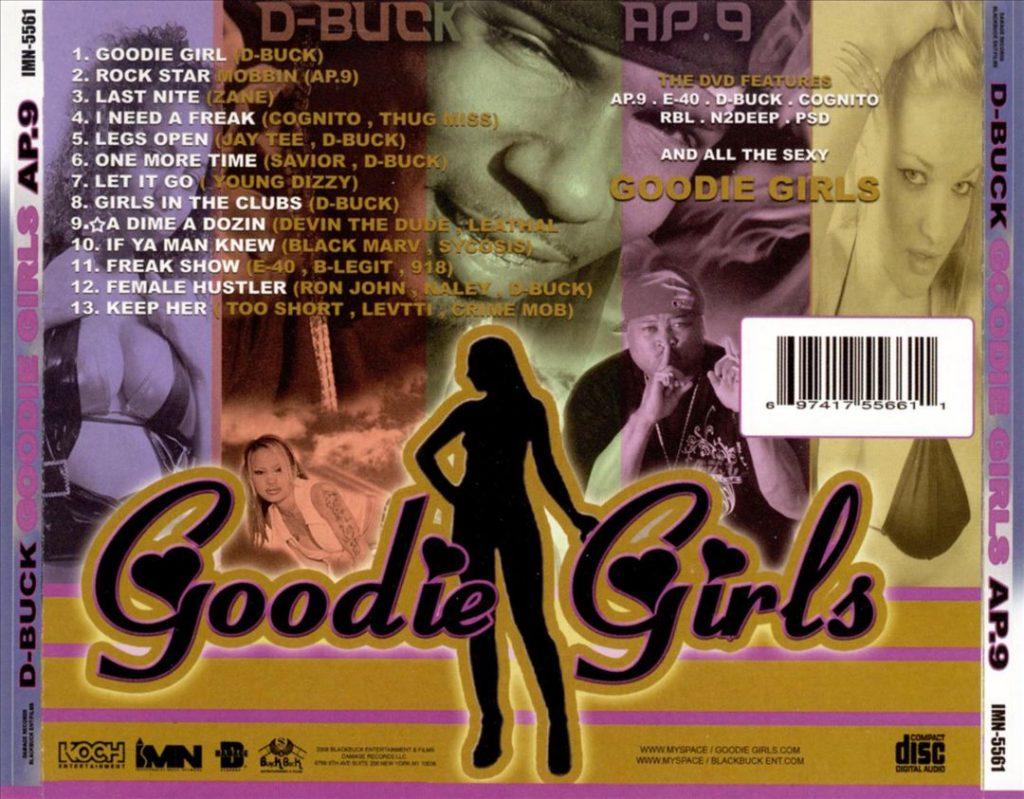 AP.9 - Goodie Girls (Back)