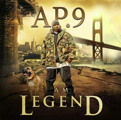 AP.9 Of The Mob Figaz – I Am Legend