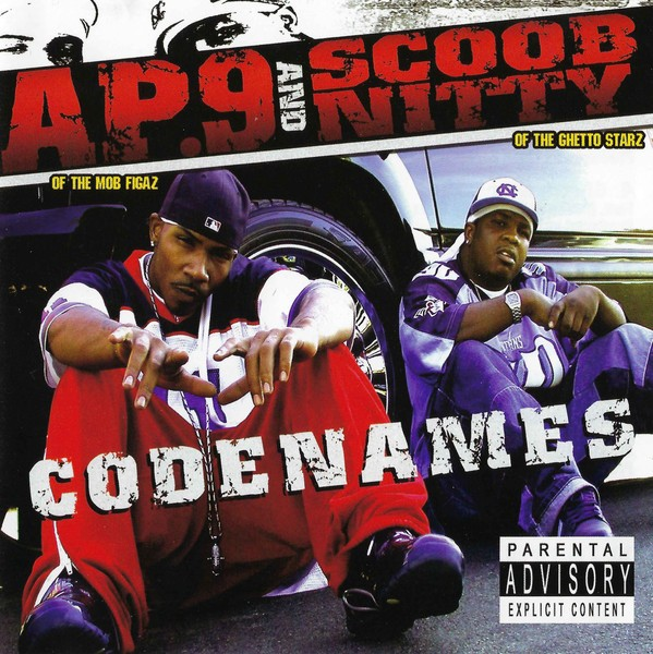 AP.9 & Scoob Nitty – Codenames
