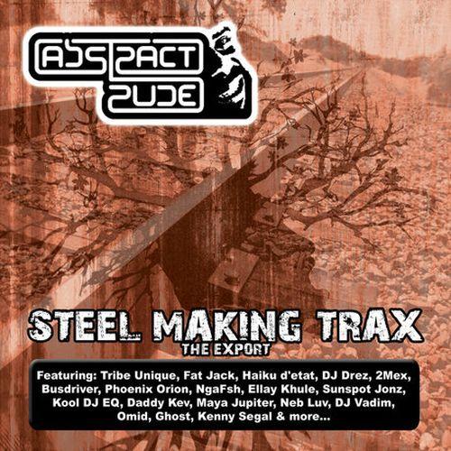 Abstract Rude – Steel Making Trax