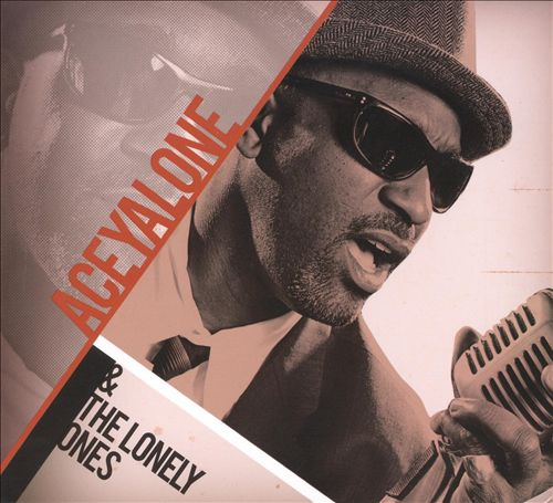 Aceyalone - Aceyalone & The Lonely Ones (Front)