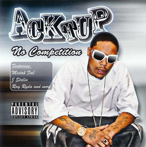 Acktup - No Competition