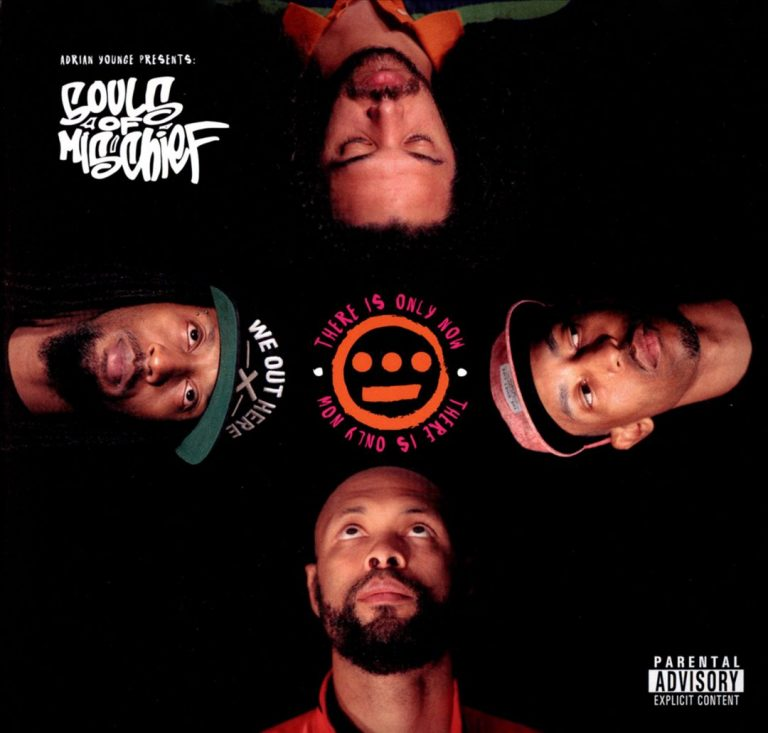 Adrian Younge Presents Souls Of Mischief – There Is Only Now