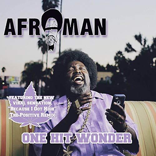Afroman – One Hit Wonder – EP
