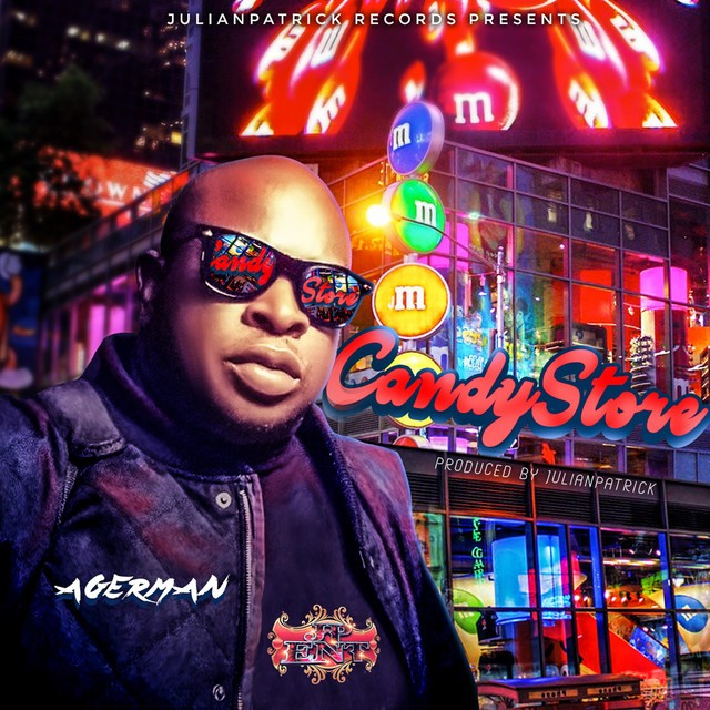 Agerman – Candy Store