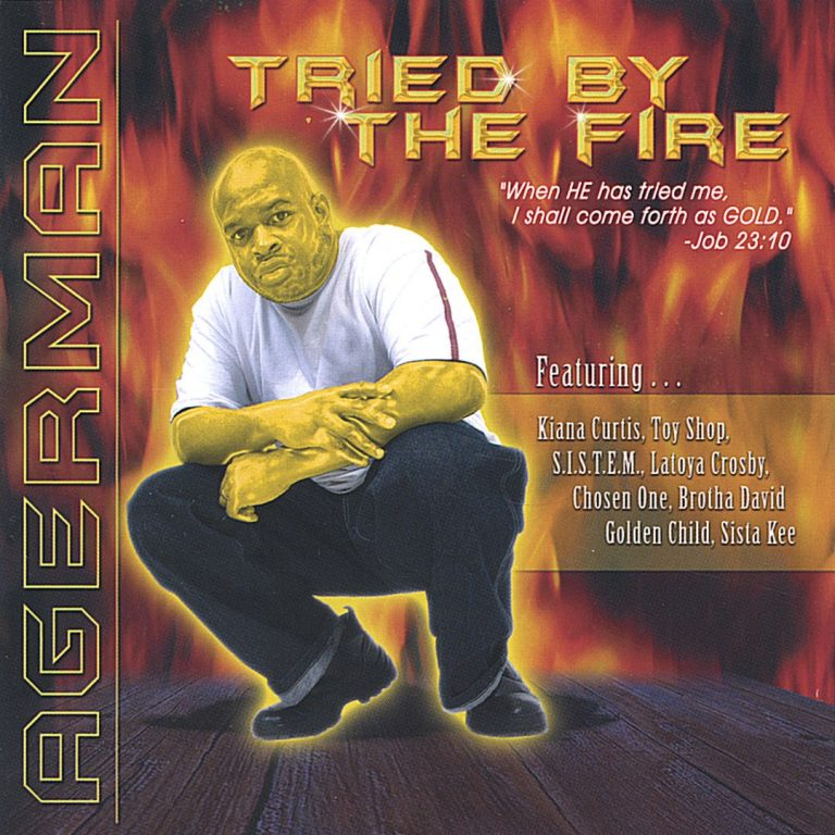 Agerman – Tried By The Fire