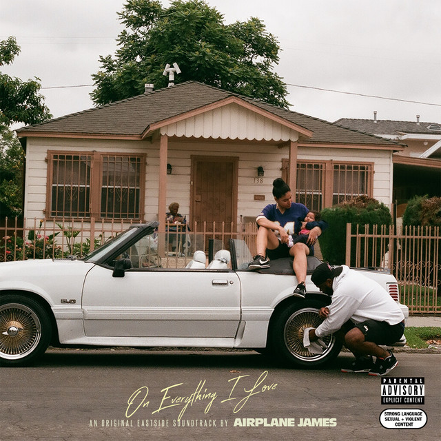 Airplane James – On Everything I Love