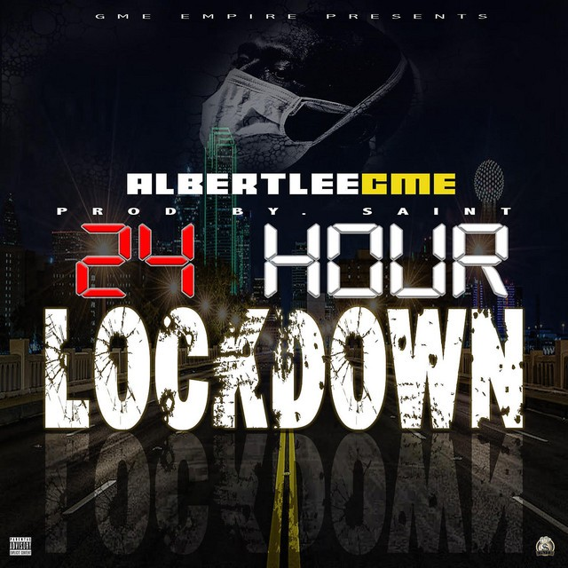 AlbertLeegme – 24 Hour Lockdown