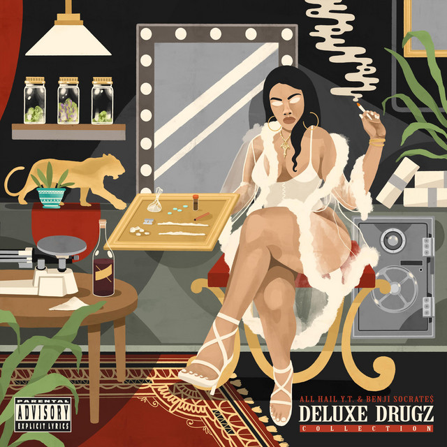 All Hail Y.T. & Benji Socrate$ – Deluxe Drugz Collection