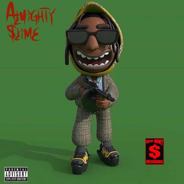 Almighty Slime – The Slime Who Stole Bhristmas