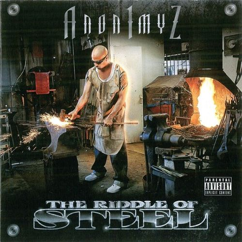 Anon1myZ – The Riddle Of Steel