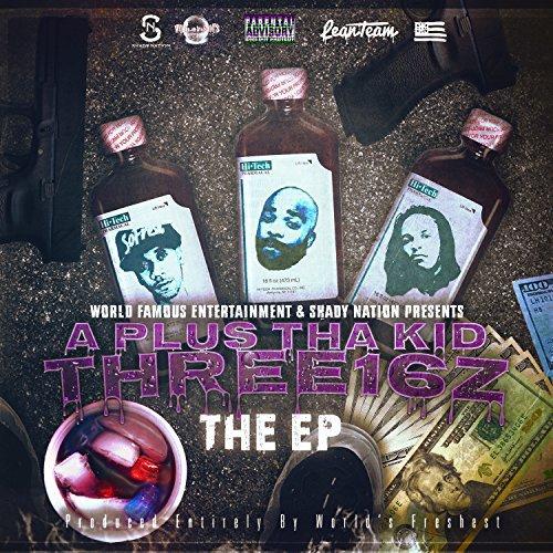 Aplus Tha Kid – Three 16'z – EP