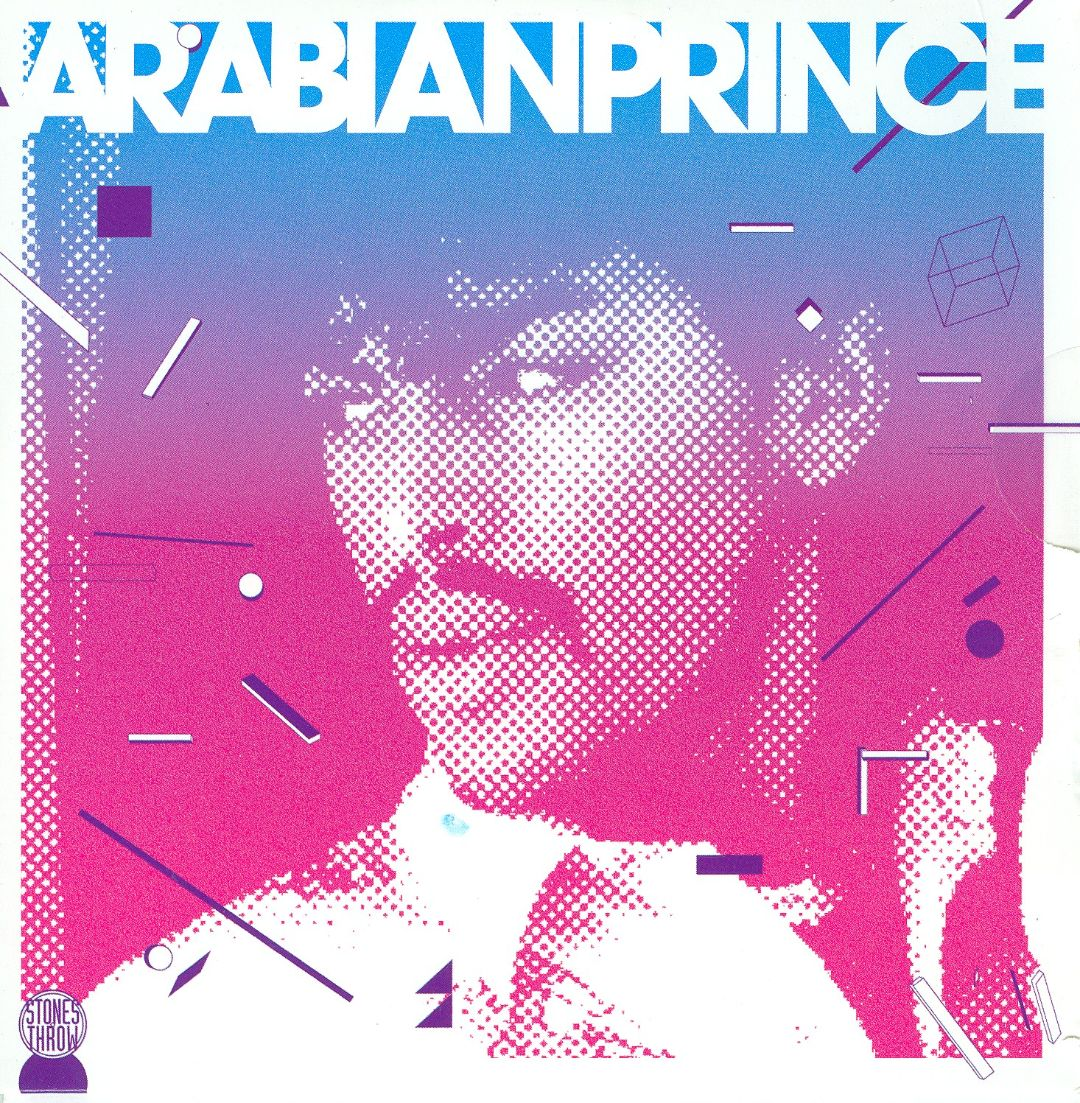 Arabian Prince - Innovative Life The Anthology 1984-1989 (Front)