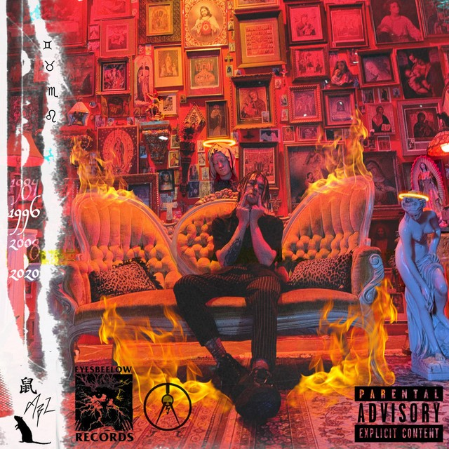 Asian Based Lord – Year Of The Fuck Shit