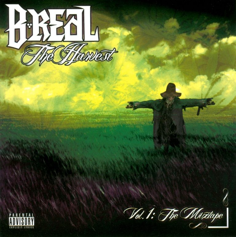 B-Real – The Harvest Vol.1: The Mixtape