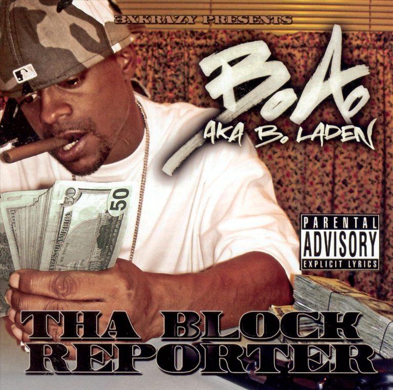 B.A. – Tha Block Reporter