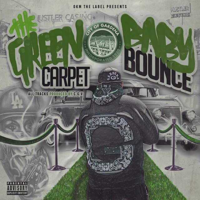 Baby Bounce – The Green Carpet