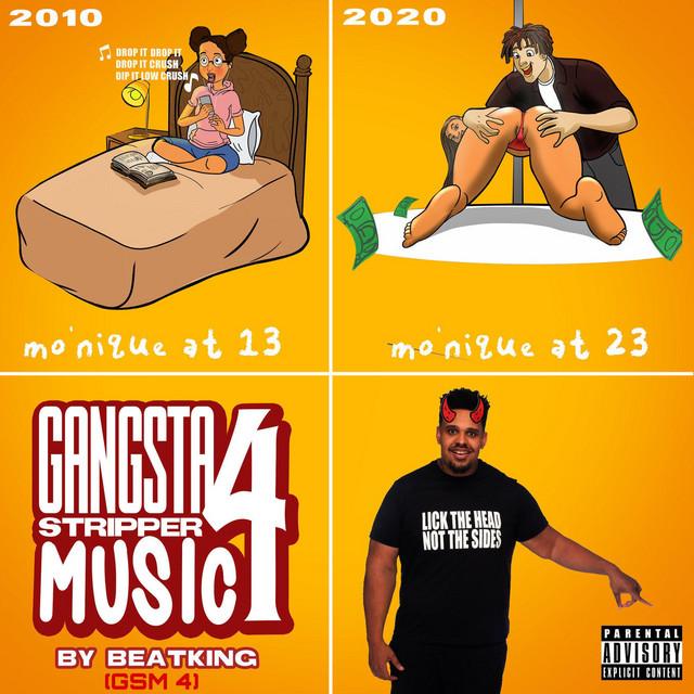 Beatking – Gangsta Stripper Music 4