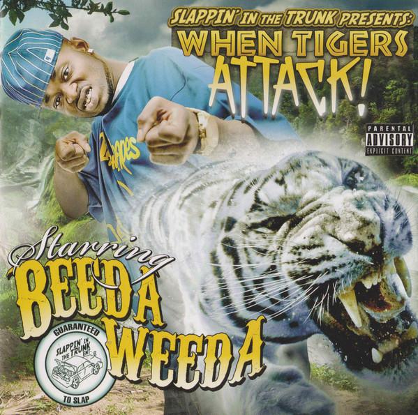 Beeda Weeda - When Tigers Attack (Front)