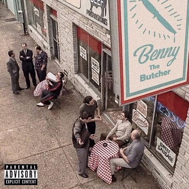 Benny The Butcher & DJ Green Lantern - Butcher On Steroids