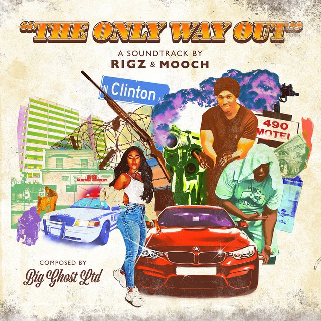 Big Ghost Ltd., Rigz & Mooch – The Only Way Out