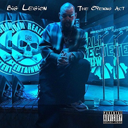 Big Legion – The Opening Act