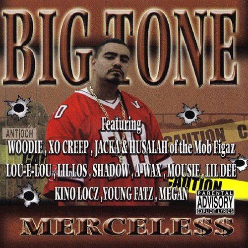 Big Tone - Merceless