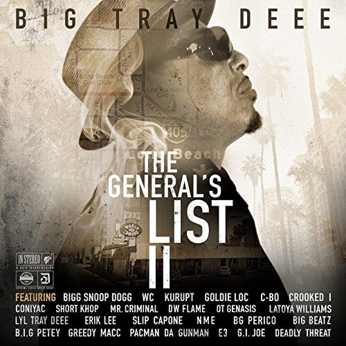 Big Tray Deee – The General's List, Vol. 2