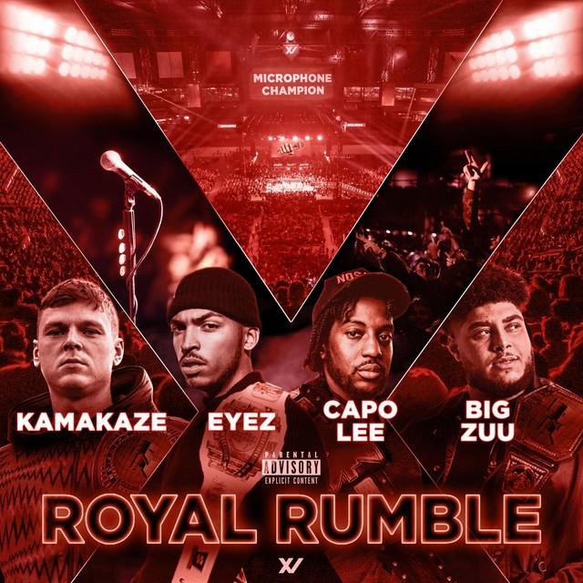 Big Zuu, Kamakaze, Eyez & Capo Lee – Royal Rumble