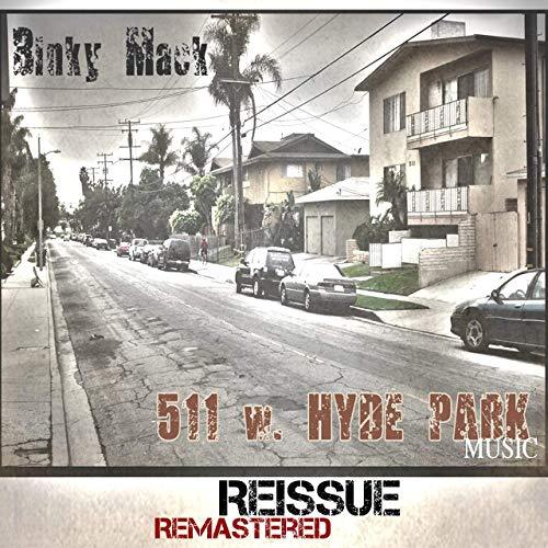 Binky Mack – 511 W Hyde Park