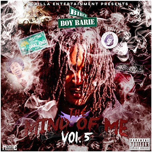 Birch Boy Barie – The Mind Of Me, Vol. 5