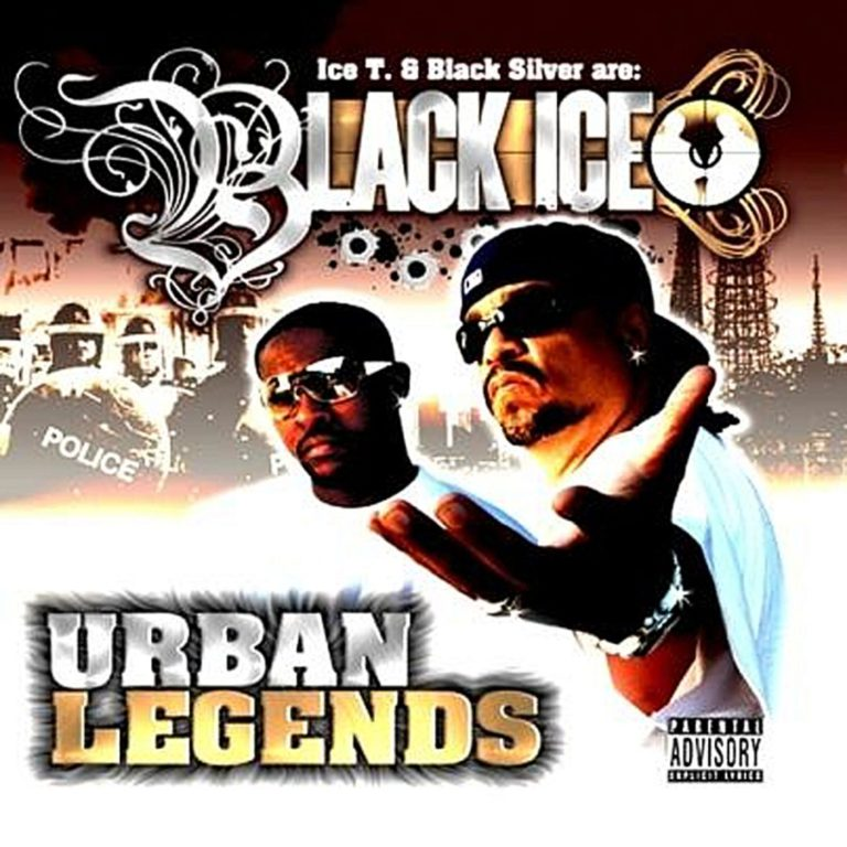Black Ice – Urban Legends