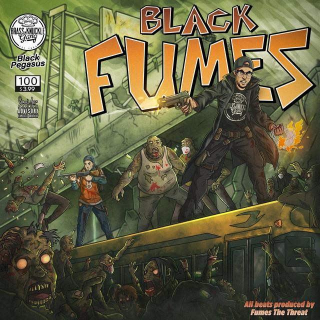 Black Pegasus – Black Fumes