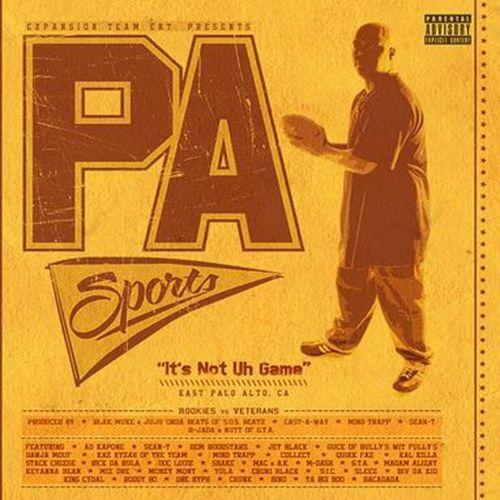 Blak Muke Presents - P.A. Sports