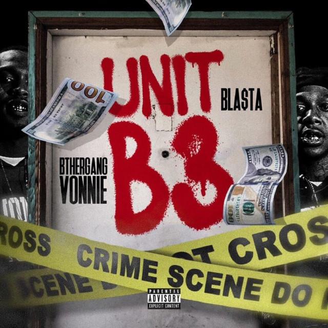 Bla$ta - Unit B3 Lost Tape