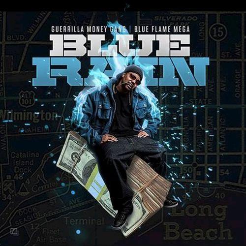 Blue Flame Mega – Blue Rain – EP