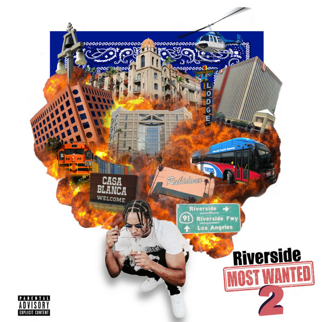 Blue Ragg$ – Riverside Most Wanted 2