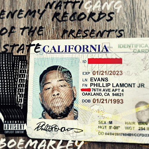 BoeMarley – Enemy Of The State