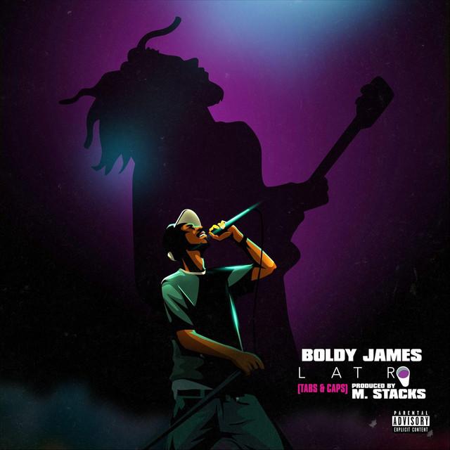 Boldy James – Latr (Tabs & Caps)