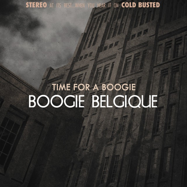 Boogie Belgique – Time For A Boogie (Remastered)