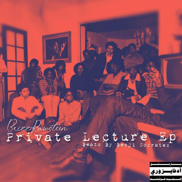 Brizz Rawsteen – Private Lecture