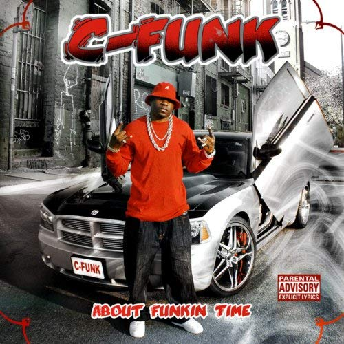 C-Funk - About Funkin Time