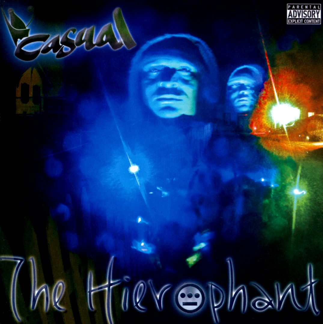 Casual - The Hierophant (Front)