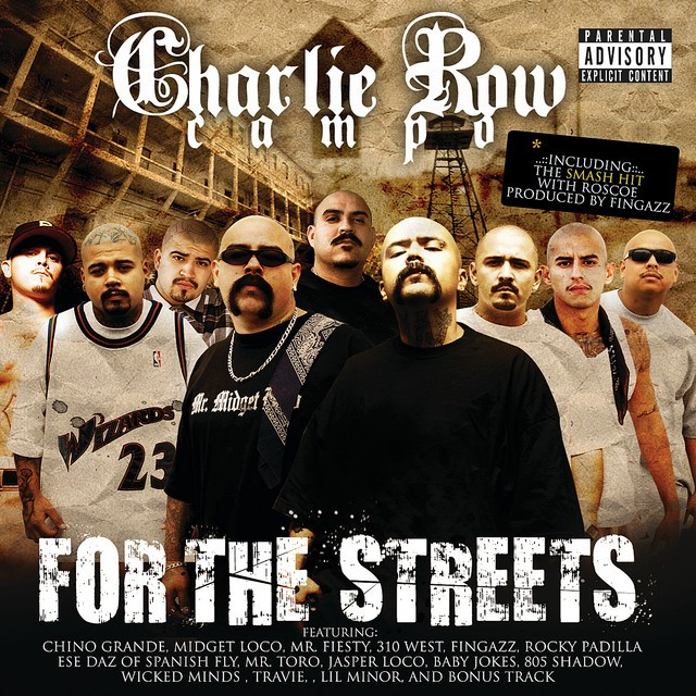 Charlie Row Campo – For The Streets